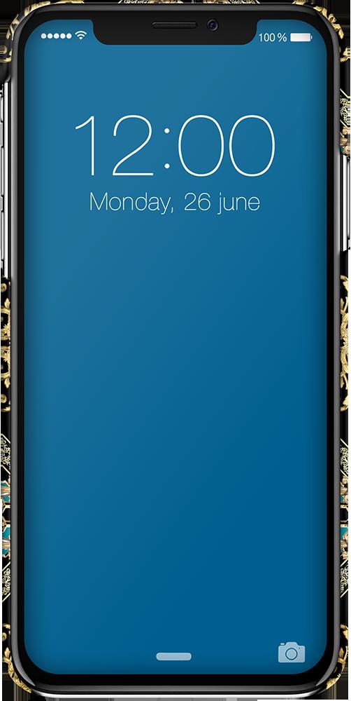 coque iphone xr baroque