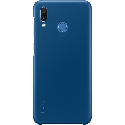 Coque rigide bleue pour Honor Play