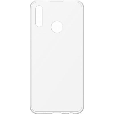 Coque semi-rigide transparente pour Huawei P Smart 2019